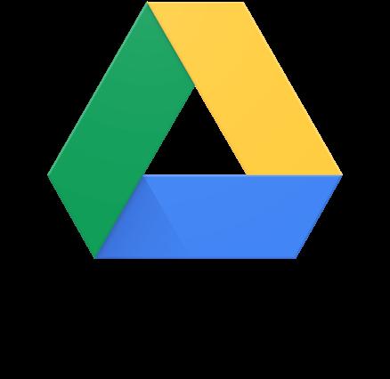 Logo Google Drive - Community Management